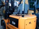 扬州二手叉车私人转让,9成新合力5吨叉车