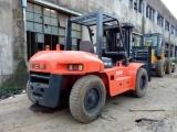 无锡二手合力3吨电动叉车