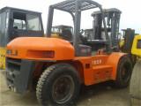 巴彦淖尔二手合力10吨叉车,二手10吨叉车