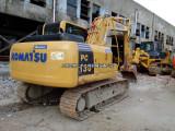 杭州二手挖掘机市场,新款小松220-8 360和240挖掘机