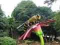变异昆虫展出租亚马逊昆虫租赁