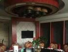 解放路附近上下二层600平饭店装修精致适合聚会等