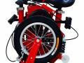 专利超小超轻折叠自行车开启人类无限想象的创新设计