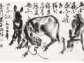 黄胄的一头驴多少钱?