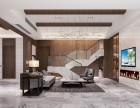 别墅新中式风格设计 东海定南山装修参考 天古江涛