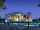 重庆建筑效果图公司 旅游规划效果图制作 重庆效果图设计报价