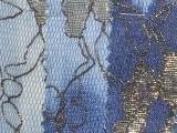 HB120新款复合蕾丝网洗水牛仔布料