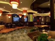 重庆江北区中式茶楼装修-茶馆茶座装修设计-时尚茶餐厅设计