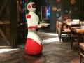 服务员工资待遇多少,硅智机器人每月只需210元