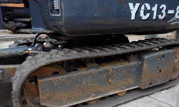 转让 挖掘机玉柴重工二手13微型农用小型挖机
