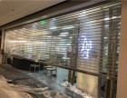 图 深圳龙岗PVC电动水晶门定做 深圳宏利门业加厚材质