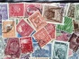 1950邮票,世界各国邮票100张