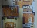 出售渠县云满庭 3室2厅2卫 108平米