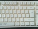 供应USB键盘,便宜键盘,半机械键盘,三色背光键盘,钢板键盘