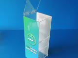 便利店食品展示盒 有机玻璃工艺制品展示盒 亚克力透明展示盒