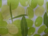 厂家直销新款印花手套布料PVC胶底 箱包涤纶面料批发