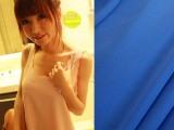【JF-10】韩国裙面料 高档女装雪纺面料 2014夏季服装面料
