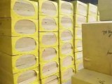 140kg外墙防火憎水岩棉板每平米价格 高密度岩棉板生产厂家