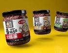 香菇酱系列包装设计欣赏-彼央设计