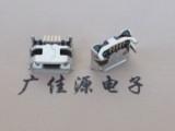 microusb接口 micro牛角母座引脚定义