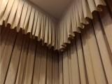 黔东南州电动舞台幕布厂家 顺达腾辉遥控舞台幕布定做包安装
