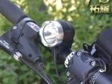 拓耀进口自行车车灯前灯T6山地车头灯充电强光LED户外装备骑行灯