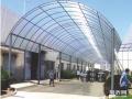 """芜湖阳光板雨棚""""车棚 厂房走廊遮阳雨棚搭建"""