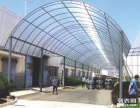 芜湖阳光板雨棚车棚 厂房走廊遮阳雨棚搭建