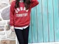 2017年杭州秋季女装长袖卫衣批发最时尚韩版秋装货源低价批发