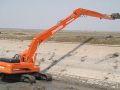聊城加长臂挖掘机租赁资讯 专业的加长臂挖掘机租赁