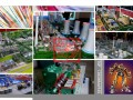阳春厂房模型专业制作20年特价批发,呈现第674