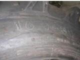 批发灌溉机轮胎16.9-38含钢圈内胎整套批发
