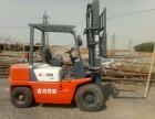 转让工厂自用合力3.5吨叉车