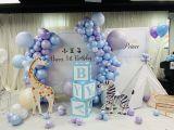 北京彩糖气球宝宝宴,高端生日派对,主题生日宴,成人礼