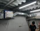 深圳低空排放高效厨房油烟净化器安装环保除味系统安装工程