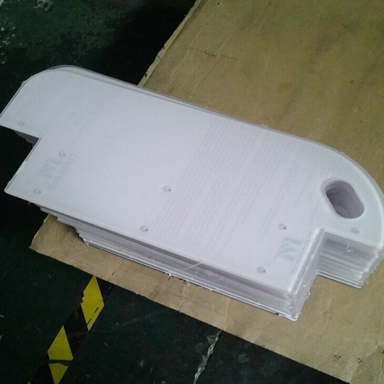 PC耐力板有机玻璃 厂家直供 3-5mm 片材加工 苏州