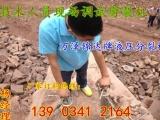 广东江门混凝土钢筋碎石机岩石混凝土破拆设备