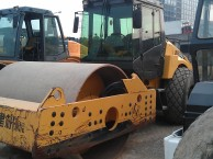 牡丹江个人二手22吨压路机转让/多少钱