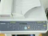 三星4521激光一体机复印,打印,传真,扫描免费保