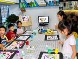 600元15节课 绘时光暑期儿童美术火热报名中