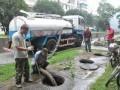 漳州角美 龙池市政管道清淤,高压清洗,清理化粪池