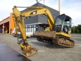 海关进口正宗卡特308C二手挖掘机