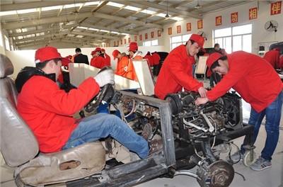 保定涞水学习汽修汽车电工电路维修就到保定虎振高级技工学校