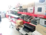 主要经营各品牌打印机,复印机,一体机