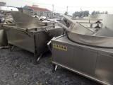 出售二手油炸锅, 油炸机,全自动油炸机