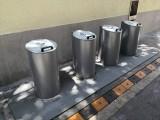 新型地埋式垃圾桶分類收集站公用環衛設備生產廠家