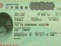 专业代办日本旅游签证申请、自由行签证申请;欢迎咨询