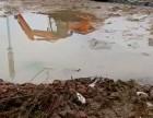 云浮郁南哪里有河道清於挖掘机出租