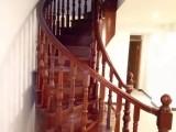 昆明实木楼梯厂 设计 制作 安装一站式服务