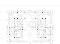 家装设计施工、CAD施工图纸代画